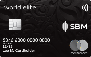 SBM World Elite™ Mastercard